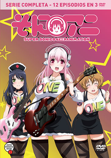 Supersonico-DVD